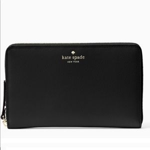 Kate Spade Grand Street Travel Wallet